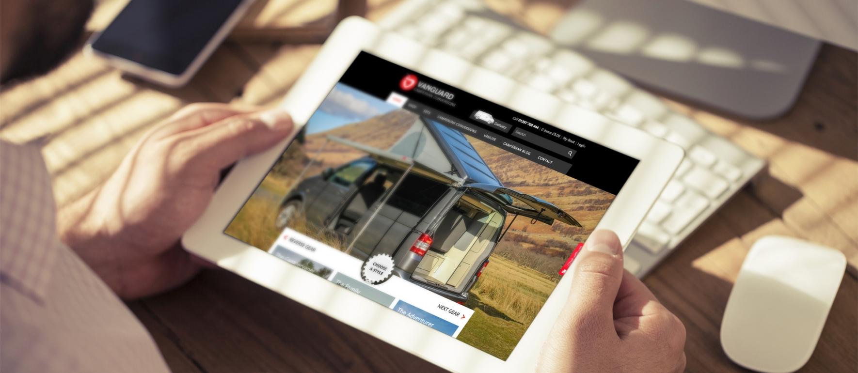 Responsive Website Design Edinburgh